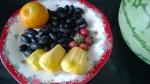 fruity dinner for tonight :-)